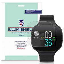 3x iLLumiShield Matte Screen Protector Anti-Glare for Asus VivoWatch BP
