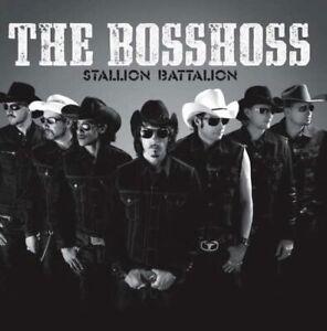 The Bosshoss Stallion Battalion (2008) GB Edición 15-track CD Álbum New/Sellado