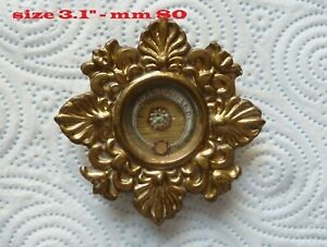 RELIQUARY 1st CLASS RELIC ST. AMBROS OF MILAN BISHOP DOCTOR OF CHURCH RELICARIO