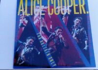 Alice Cooper - For Britain Only 4 track 12 ' vinyl single record uk K17940T orig