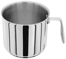 Stellar 7000 Milk / Sauce Pot 14cm S/Steel Induction Dishwasher & Oven Safe