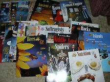 Lot 40 KIDS DISCOVER Magazines Science History HOMESCHOOL Teacher lot ~ rph 44