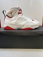 Air Jordan 7 Retro Hare Size 10.5 Men New In Box 304775-125