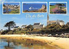 B51790 Ile De Batz :e Port les Plages et l`Eglise    france