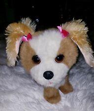 Fur Real Puppy Tan Plush Interactive