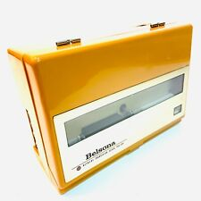 Hitachi Belsona TRQ399 Portable Reel-to-Reel Tape Recorder, 1965 - Very Clean