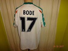 "Werder Bremen Original Kappa Heim Trikot 2000/01 ""QSC"" + Nr.17 Bode Gr.M- L TOP"