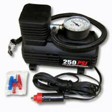 Portable Mini Air Compressor Electric Tire Infaltor Pump 12 Volt Car 250 PSI