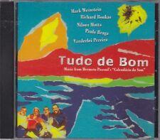 TUDO DE BOM - various artists CD