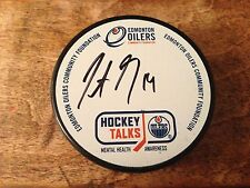 Stanley Cup Justin Schultz Hockey Talks /140 ROOKIE Autograph Penguins Puck