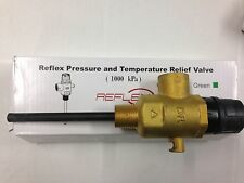 Reflex Pressure & Temperature Relief Valve - 1000kPa