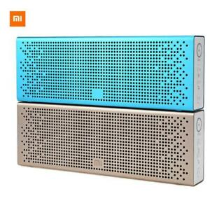 Xiaomi Metal Loudspeaker, Bluetooth, micro SD card, AUX, microphone, hands free