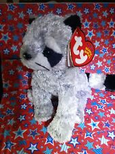 Ty Beanie Babies Bandito Raccoon 2001 Retired Collectible Plush Toy