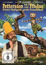 DVD * PETTERSSON UND FINDUS - KLEINER QUÄLGEIST GROSSE FREUNDSCHAFT # NEU OVP §