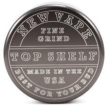 Fine Grinder 2 piece 3 Inch Diameter  Titanium Gray  #2726
