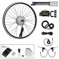 "36V250W 24"" Front wheel Electric Bicycle Hub Motor Conversion kit"