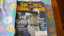 How Good is Griffey? Hall of Famer -Sports illustrated a 5/17/1999