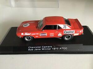 1/43 Chevrolet Camaro Bob Jane 1972 ATCC CUSTOM Code3 Oran Park Final last one