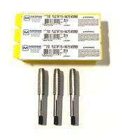 Morse 1//2-13 Tap HSS Thread Forming Plug Tap Tin Coated H5 USA Made 96326