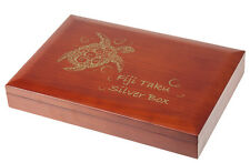 Fiji Taku Münzbox / Box / Etui / Kassette 40 x 1 Oz Silber