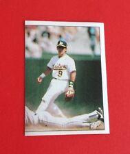1988 Panini Baseball Sticker #171***Oakland Athletics***