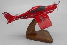 VUT-100 Cobra Evektor VUT100 Airplane Desktop Wood Model Free Shipping Large