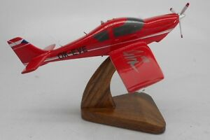 VUT-100 Cobra Evektor Airplane Desktop Wood Model Regular New