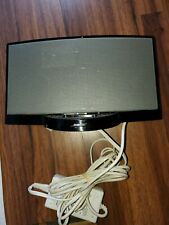 Bose SoundDock Digital Music System Series 1 Black & power cord works great