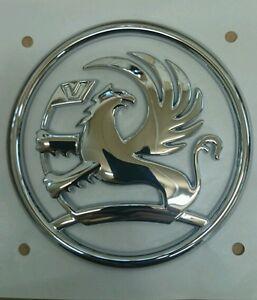 Vauxhall rear badge