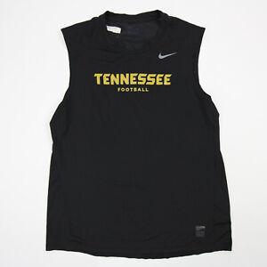 Tennessee Volunteers Nike Pro Dri-Fit Sleeveless Shirt Men's Black Used