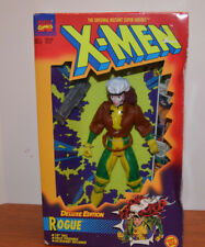 "VINTAGE MARVEL TOYBIZ ROGUE 10"" ACTION FIGURE MISB X-MEN COMICS LEGENDS 1996"