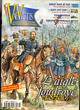 MAGAZINE HISTOIRE ET COLLECTIONS VAE VICTIS N°38 MAI-JUIN 2001