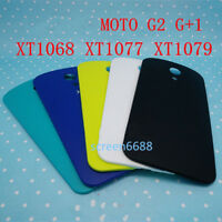 For Motorola Moto G2 (2nd Gen) XT1063 XT1068 Battery Back Rear Door Cover Case