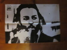 B&N I BIANCHI & NERI DI CIAO 2001 n. 45 POSTER PAUL MC CARTNEY musica Beatles