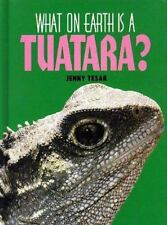 What on Earth Is a Tuatara?-ExLibrary