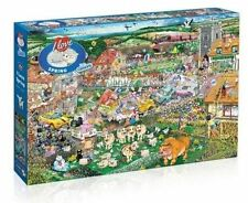 Gibson I Love Spring Mike Jupp 1000pc Jigsaw Made in UK