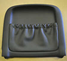 Holden Commodore VXII VY VZ Front Seat Backing With Map Pocket Factory 2nd Anth