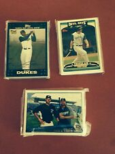 2006 2008 2009 Topps Tampa Bay Rays 3 Team Sets