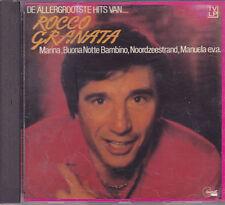 Rocco Granata-De Allergrootste Hits Van cd album