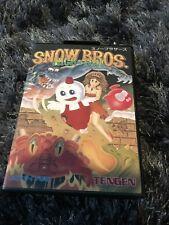Snow Bros. SEGA Mega Drive JAP Version - Custom Game - Grade AAA+++