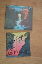 MY MORNING JACKET ~ The Waterfall  Autographed CD with COA Jim James Entire Band