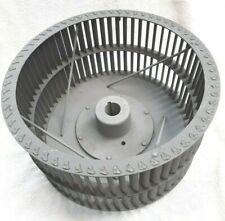 Steel Squirrel Cage Blower Fan Wheel 1225od 625 Wide 1 18 Bore Cw 3600