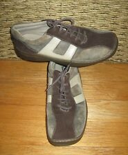 Outland 225068 Men's Casual Distressed Suede & Leather Oxford Shoes Size 12 M