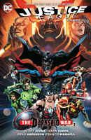 JUSTICE LEAGUE DARKSEID WAR Part II VOL. 8 (2016) DC COMICS TPB