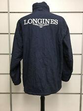 LONGINES reversible jacket windbreaker size M