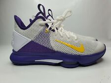 Lebron witness IV (BV7427-100) Brand New Men's basket Trainers US9, UK8, EUR42.5