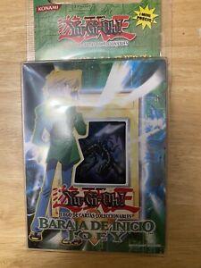 Yu-Gi-Oh! 1st edition Starter deck JOEY Spanish Español SEALED