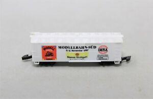 Z Scale Micro-Trains IMRA Z-Club International November 1997 Special Box Car