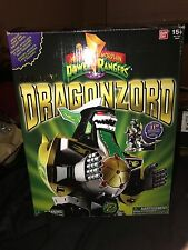 Bandai Mighty Morphin Power Rangers Legacy Dragonzord
