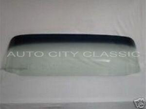 Windshield Glass 1957 Chevy Pontiac Hardtop Convertible Nomad Safari Tint Shaded
